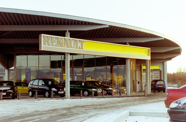 Autohaus Kammerhofer (Renault) – Horn – General Contractor