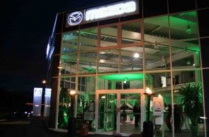 Car Dealership Koller – Mazda – Property Maintenanc