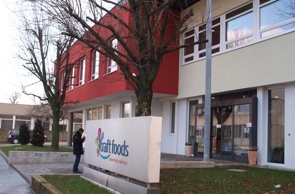 Kraft Foods Österreich GmbH – Constructional Engineer