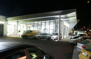 Autohaus Vogl & Co Oberwart GmbH – General Contractor