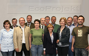 The Team of EcoProjekt
