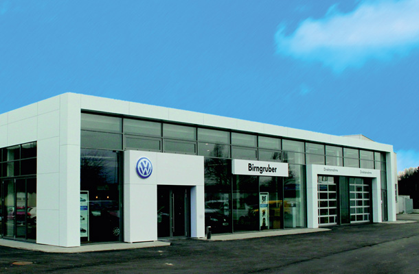 EcoProjekt Car Dealership Birngruber