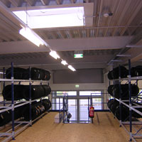 EcoProjekt Derendinger Tyre Storage