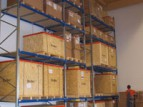 Trotec Storage Area